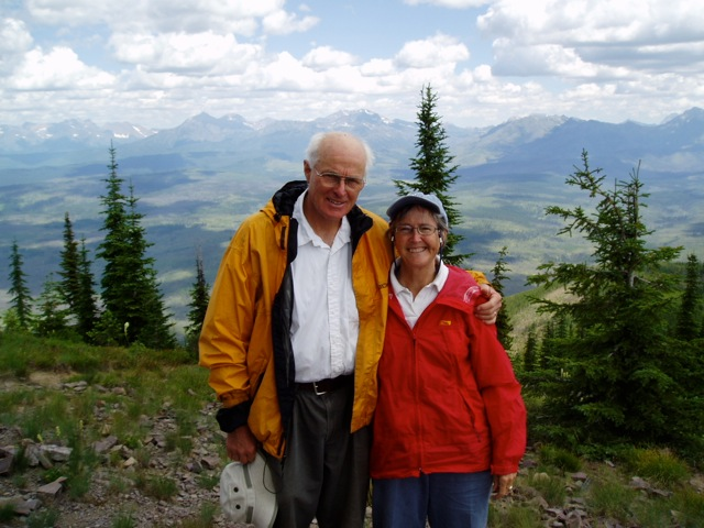 Richard Kuhl and Marylane Pannell
