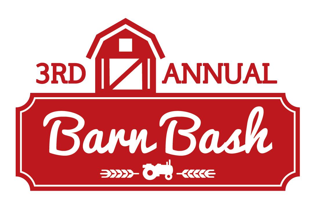 Third Annual Barn Bash Logo