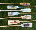 """Battle for a Paddle"" Online Auction"