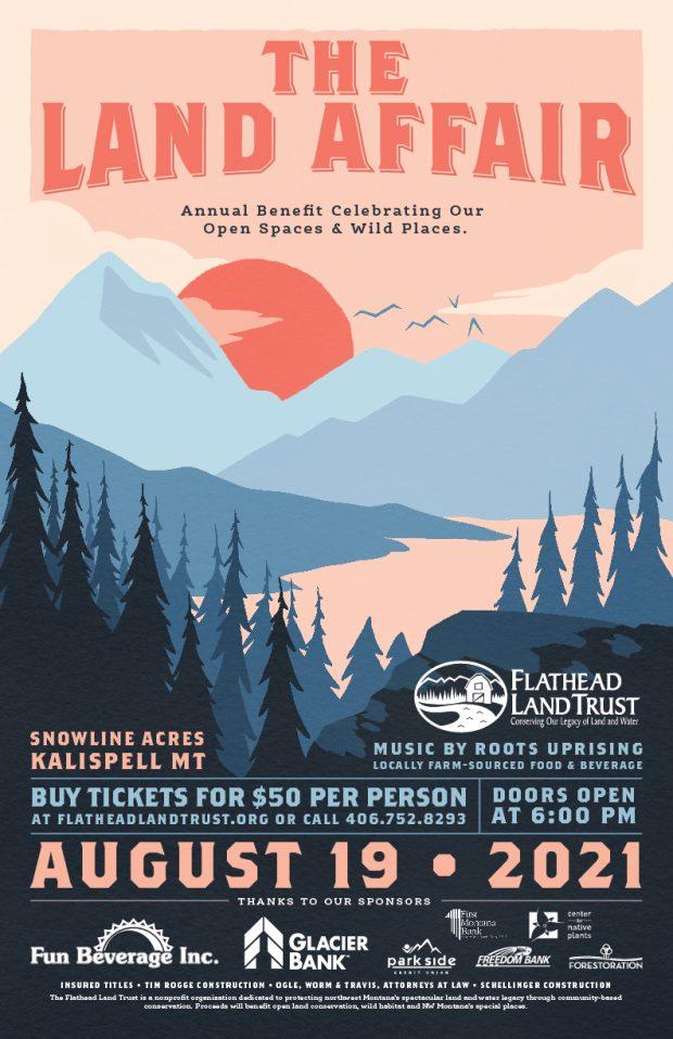 The Land Affair – FLT's Annual Fundraising Event